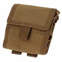 Подсумок Condor Outdoor Roll-Up Utility Pouch для сброса coyote brown