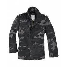 Куртка Surplus М65 US FieldJacket black camo